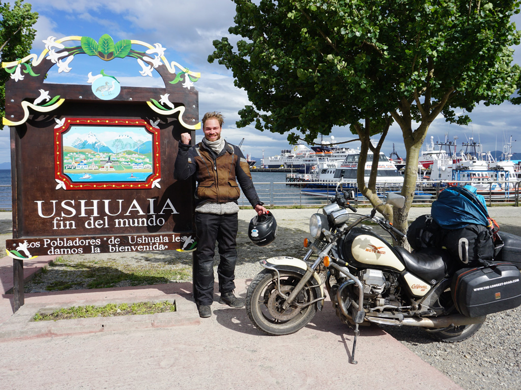 Ushuaia - Argentina - most southern city in the world